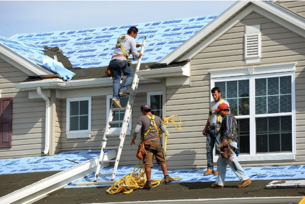 Roofing Type of Company